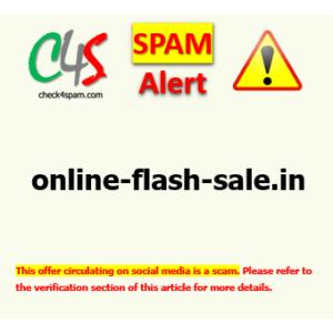 (SPAM) online-flash-sale.in
