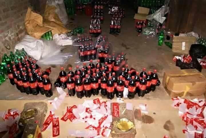 SPAM) Hyderabad Police Ebola Alert Dont Drink Contaminated Maaza